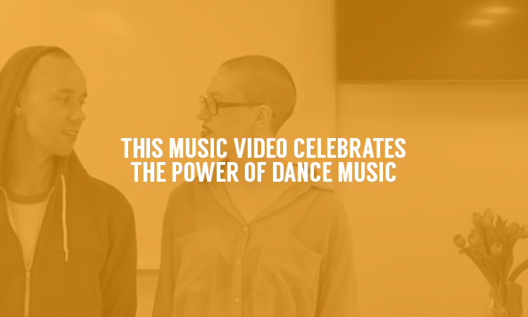 Moullinex Celebrates the Power of Dance Music with Brilliant New Video