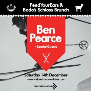 14/12/13 – FeedYourEars presents Ben Pearce @ Bodo's Schloss, London