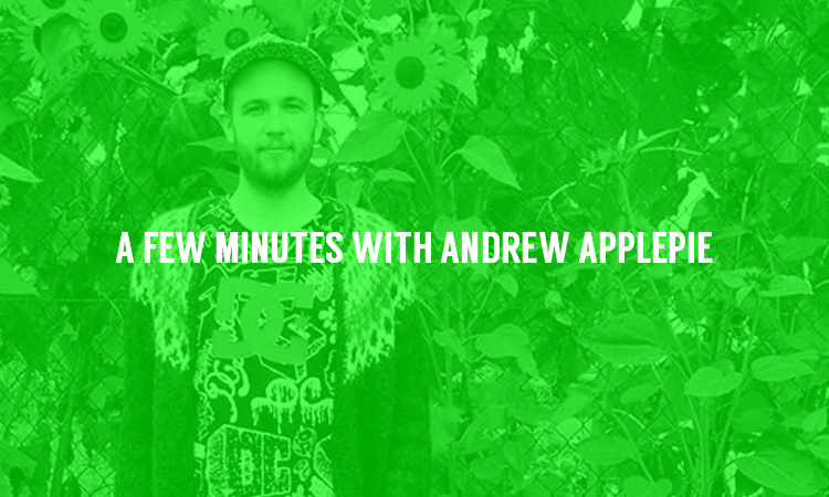 Andrew Applepie Interview