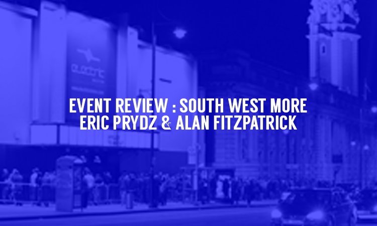 Event Review : Eric Prydz & Alan Fitzpatrick SW4 Afterparty at Electric Brixton