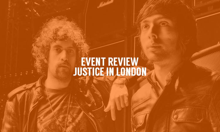 Event Review: Justice at Mangle London