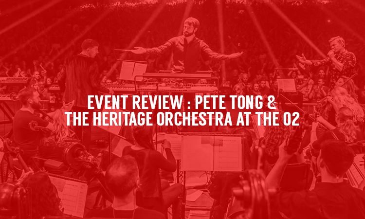 Event review pete tong the heritage orchestra house for Ibiza classics heritage orchestra