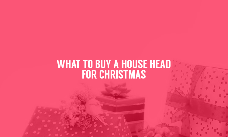 The Perfect Christmas Present for a House Music Head!
