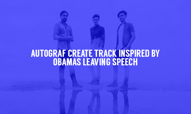 Autograf Give Away New Track, 'Changes' as Tribute to Obama