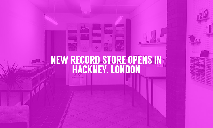 Lobster Theremin Open New Record Store in London!