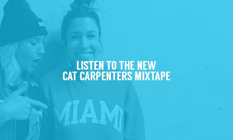 Listen to the Brand New Cat Carpenters Mixtape