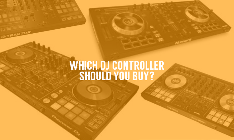 The Best DJ Controllers 2017 | DJ Controller Buyers Guide