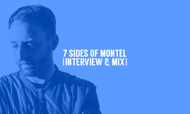 7 Sides of Montel [Interview & Mix] | Selector After Dark
