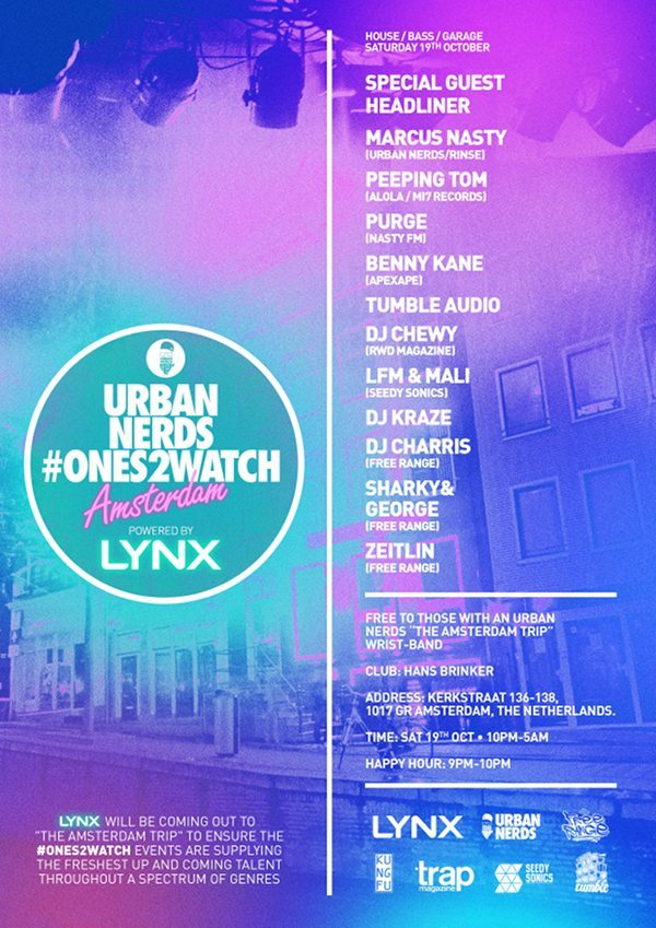 Ones2Watch-House-Bass-19th-Oct-Flyer