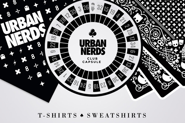 Urban Nerds Launch New Clothing Range