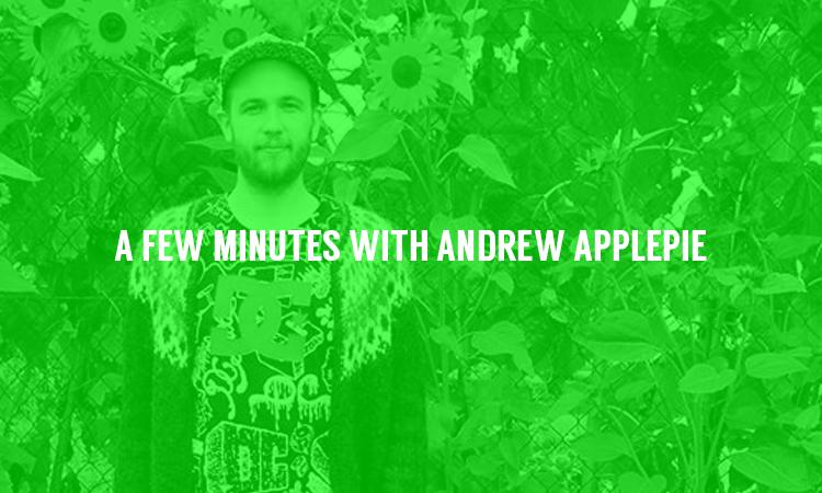 Andrew Applepie Interview