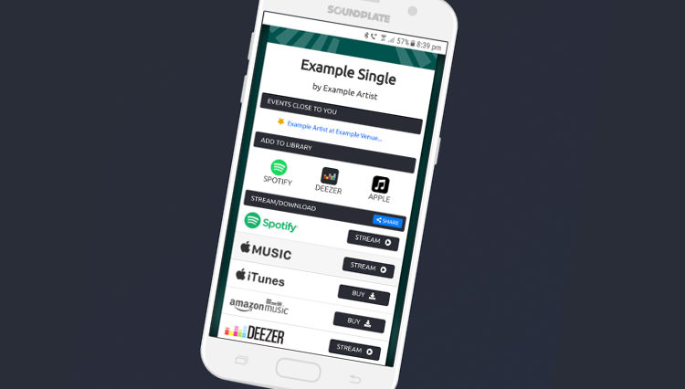 Soundplate com - Record Label & Music Platform •
