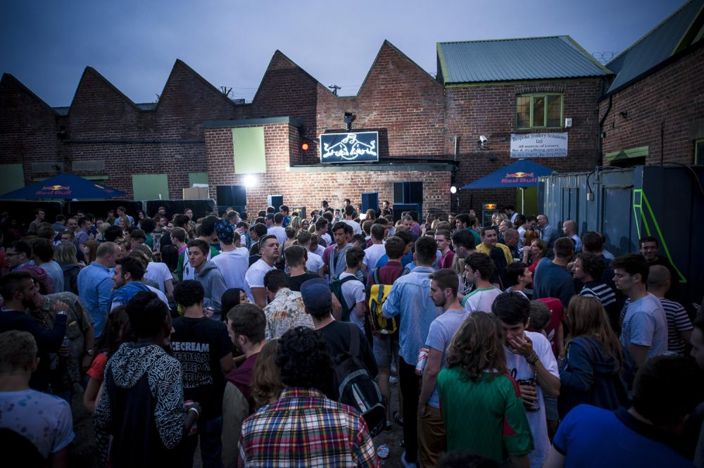 Video Soundplate X Rbma At Tramlines With Maribou State